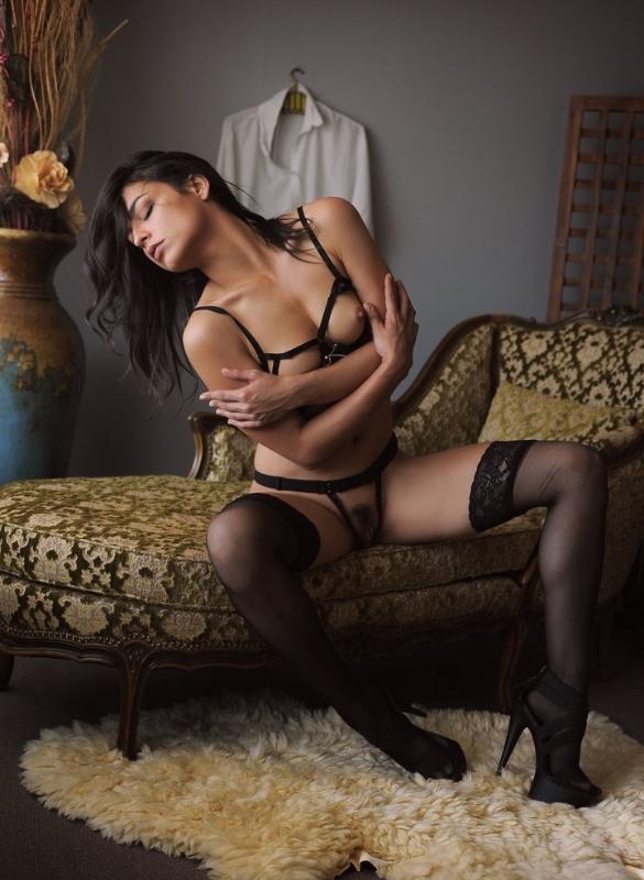 Эскорт-девушка Юля - фото 1