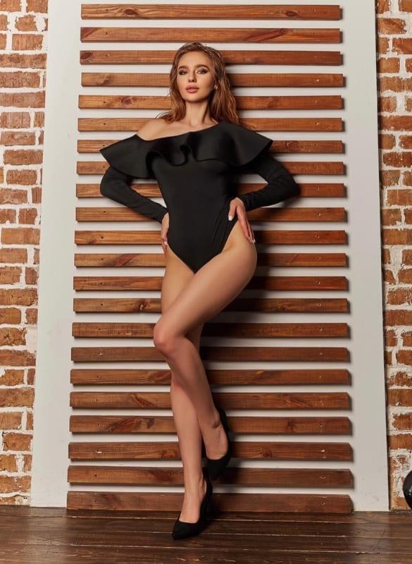 Эскорт-девушка Лиза - фото 1