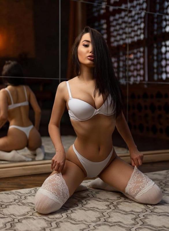 Эскорт-девушка Полина - фото 1